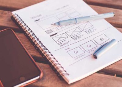 Le 5 caratteristiche di una home page efficace