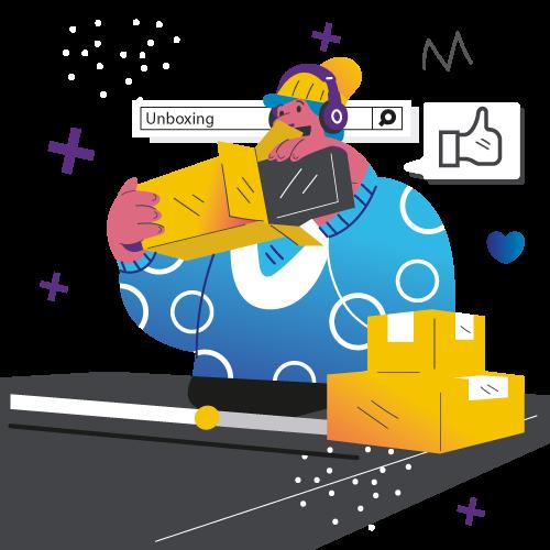 Come creare contenuto per i social