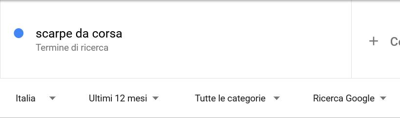 google trends cos'è